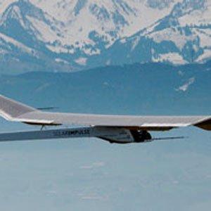 不耗燃油的全球飞行