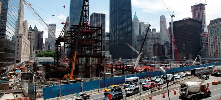 建筑与基础设施