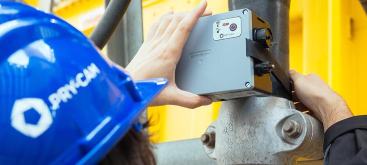 运用PRY-CAM进行局部放电测量