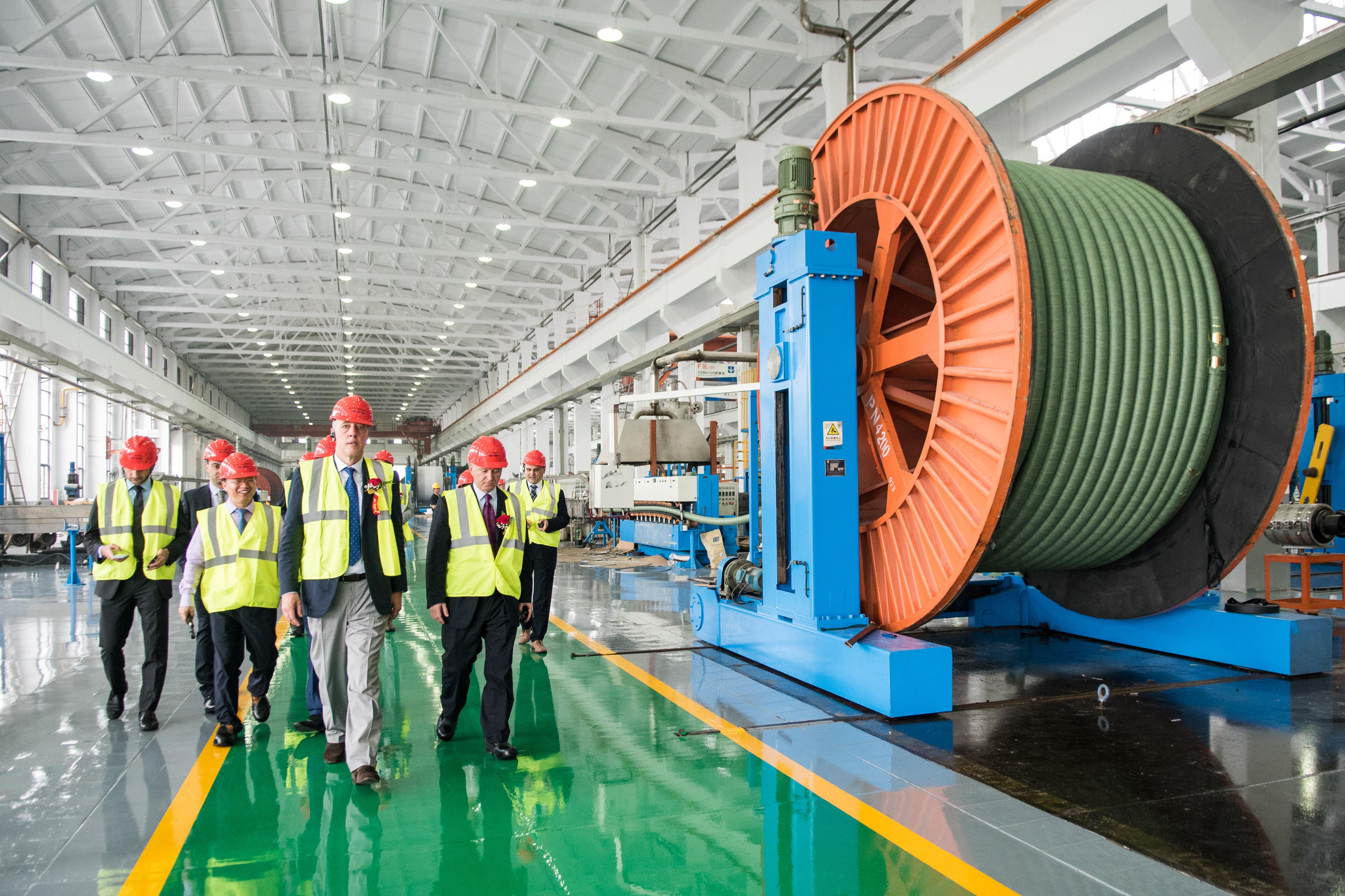 江苏普睿司曼科技有限公司在中国开始生产运营