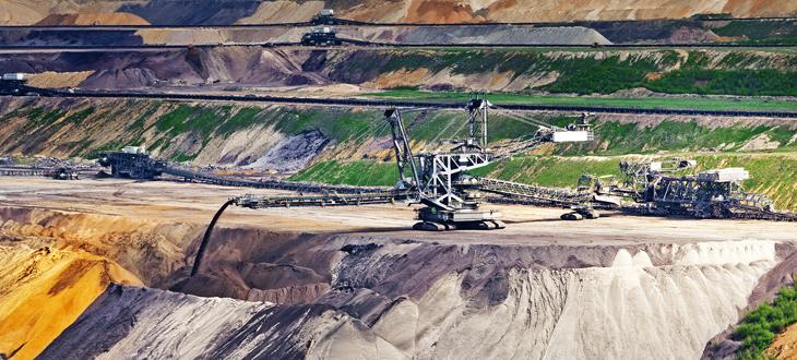 矿业基础设施电缆