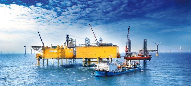 海上风力发电站