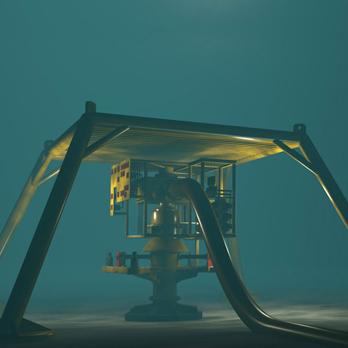 海底脐带缆,立管和出油管线(SURF)