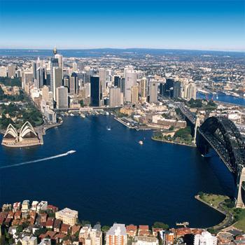 """""""一个覆盖整个澳大利亚的多技术网络"""""""