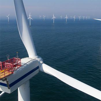 """""""海上风电项目的先驱"""""""