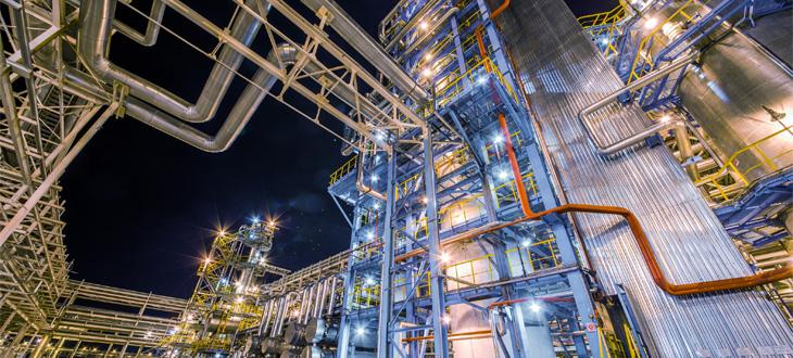 炼油和化工