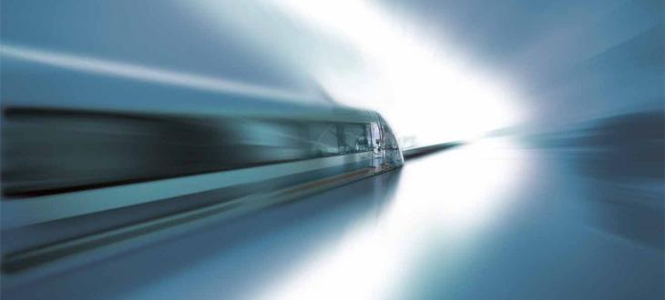 列车和有轨电车